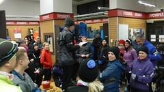 "Running Room (Slater St) February 1, 2017 - DSCF0603 (10 sec. video) (ianhun2009) Tags: runningroom ottawaontariocanada winterrunning ""february1 2017"" ""running room slater street"" ""run club"" training run"" ""cold running"""