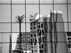 - Reflections - (Tom Findahl) Tags: architechture distortion monochrome outdoor