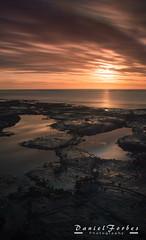 DSC_0053-1 (forbesy10) Tags: old hartley rocks lx longexposure coast whitleybay seatonsluice northumberland seascape sea sunrise