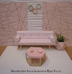 Wrapping this collection up - kind of... (wpnschick) Tags: barbiefurniture barbieaccessories miniature miniaturefurniture playscale pinkandgold 16thscale 16th blush marbleandgold marbleandwhite danishmodern modernminiature midcenturymodernminiature hollywoodregency hollywoodregencyminiature miniaturehollywoodregency midcenturymodern diorama