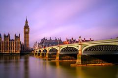 Westminster (Nicolas Winspeare) Tags: 23mm london bigben fuji longexposure thames xpro2