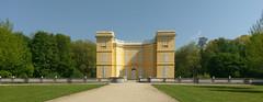 Castle d'Ursel - Hingene - Belgium (roland_tempels) Tags: castle belgium hingene nature parc