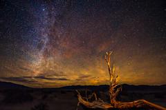 Milky Way in Death Valley V2 (TaffyRaphael) Tags: dvday1 deathvalley milkyway project365 sky desert longexposure night nightsky stars