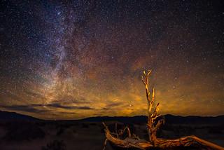 Milky Way in Death Valley V2