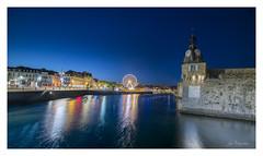 Concarneau de nuit (jipé photographies) Tags: concarneau night nuit bretagne