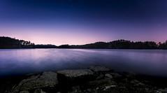 IMG_6498_red (Eivind Nielsen) Tags: night stars water fotvatn karmøy kopervik
