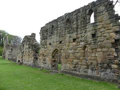 P1110859 Basingwerk Abbey, Holywell, Wales (42) (archaeologist_d) Tags: wales cistercians 12thcentury basingwerkabbey holywell abatydinasbasing