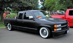 Chevy Low Rider (ilgunmkr - Thanks for 6,000,000+ Views) Tags: carshow bradfordillinois 2016 chevrolet chevy pickup truck chevytruck gm explored