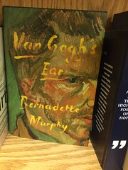 #Books seen at Changing Hands bookstore. (Lainey1) Tags: book art painting vangogh