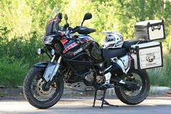 Yamaha for ever. ✌️🔴 (carlesbaeza) Tags: adventure advrider adventurerider dualsport dualsportlife bigtrail travel motobiker moto motorcycle motorrad yamaha xt1200z supertenere xladv