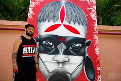 18157539_960700157400743_6199223330054037180_n (BENET - BNT) Tags: bh tattoo festival benet bnt kren graffiti rosto indígena pindorama brasil live paint guerreiro ancestral