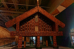 Dom spotrkania Maori | Maori meeting house