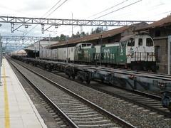 Herbicida en reposo (mza-linares) Tags: 310 diésel tren trabajo herbicida