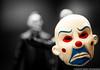 mask (prashant adukia) Tags: joker actionfigure toyphotography mask dccomics batman thedarkknight selectivecoloring clown prashantadukia prashantadukiaphotography face