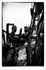 _DMC9317-bewerkt-Kader (duncen.mcleod) Tags: molen molens mühle mühlen windmill wieken windmolen windmühlen windrad windpower wind windenergy blackandwhite blackwhite black blackandwhiteart bw zw zwartwit zwart wit nikonblackandwhite noirblanc noiretblanc noir blanc schwarsweis scharzweis scharzweiss schwarz weis schwarzweis nikon nikondslr nikonoldschool deamerikaansewindmotor windpump windpomp windkraftschöpfrad holland niederlande nederland outdoor d4 fryslân friesland paybas paysbas europe 55mm 55f14 otus1455 otus art 14 f prime primelens primeobjectief carlzeiss