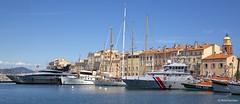 Le port de St.Tropez (MBD photographies (Ile de France)) Tags: borderfx