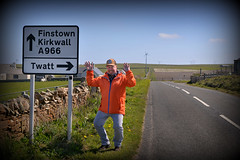 Twatt in Orkney (PentlandPirate of the North) Tags: twit idiot village beingrude names twitter orkney scotland twatt