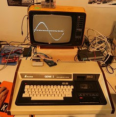 Genie I (stiefkind) Tags: vcfe vcfe18 vintagecomputing geniei genie homecomputer 8bit