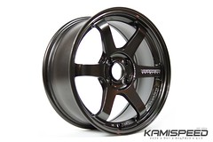 TE37 Sonic (Kami Speed) Tags: volk racing rays wheels te37 sonic 16x7 4x100 kamispeed te37sonic