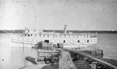 Lake Winnipeg - Wolverine Stamer, 1912 [LAC] (vintage.winnipeg) Tags: vintage history historic manitoba canada lakewinnipeg