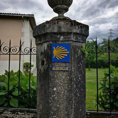 #cornellana #Asturias #caminodeSantiago #caminoprimitivo #viaje #Viajes #travelers #Travel #senderismo #espaciofotografico #albergue