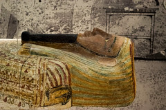 Muesum of Egypt 2 (red.richard) Tags: sarcophagus museum egypt barcelona