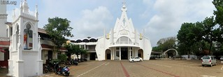 St. Mary's Forane Church or Shrine of the Nativity of Our Lady, Chalakudy 2