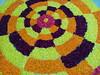 IMG_20160913_035950 (bhagwathi hariharan) Tags: onam pookalam flower rangoli kolam carpet floral nalasopara nallasopara virar aathapookalam tiruonam