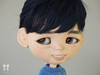 Natsu Small Eyes Boy (little dolls room) Tags: blytheboy smalleyesboy asianboy blythe blythedoll blythecustomdoll bigeyesdoll doll dollfaceup ooakdoll ooakcustomblythedoll littledollsroom ltdr littledollroombaby