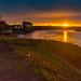 Sunrise Over The Petitcodiac River