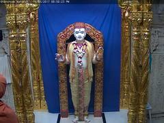 Ghanshyam Maharaj Shayan Darshan on Sun 14 May 2017 (bhujmandir) Tags: ghanshyam maharaj swaminarayan dev hari bhagvan bhagwan bhuj mandir temple daily darshan swami narayan shayan