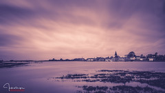 Bosham Purple Style..... (inkslinger15) Tags: bosham clouds filters hightide joe le longexposure water workshop