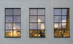 Shine Your Light - HWW! (lunaryuna) Tags: sweden malmo urban shop windows lampdesign insideout outsideis windowswednesday urbanconstructs lunaryuna