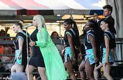 Jazzfest - Meghan Trainor (MJfest) Tags: music louisiana jazzfest meghantrainor elleking jazzfest2017 fairgrounds nola neworleans concert mjfest unitedstates us