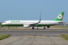 EVA Airways Airbus A321-211(WL) B-16220 Sharklets (EK056) Tags: eva airways airbus a321211wl b16220 sharklets taiwan taoyuan international airport
