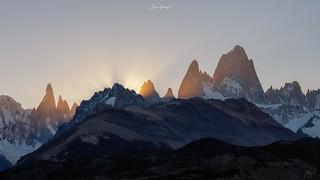 Fitzroy and Cerro Torre