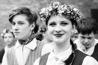 folkdanskolektiv piebaldzeni latvia