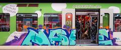 - (txmx 2) Tags: hamburg graffiti train metro subway nase door people whitetagsrobottags whitetagsspamtags