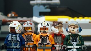 Lego Star Wars: Sqaudron Leaders