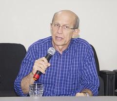 Diretor Executivo da Fecomércio, Jaime Mariz