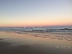 Pastel Sky (Backwardsintimeoz) Tags: nsw photo iphonography colour pastelcolours lighthousebeachballina beach