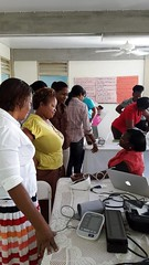 Blood Pressure Screening in Barbados
