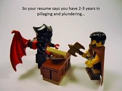 "Picture 0036 (Nick ""Nightstalker"") Tags: brickwarriors brickforge brickarms saberscorpion lego afol"