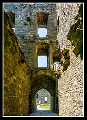 Inside the Gatehouse (veggiesosage) Tags: wales harlech harlechcastle castle aficionados gx20 grade1listed sigma1020mmf456dc