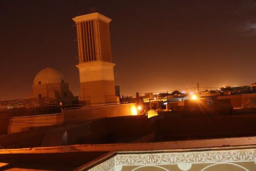 Rooftop, Yazd