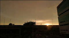 Almost sunset (Haris Abdul Rahman) Tags: