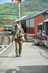 DSC_4195 (Tony Gillon) Tags: winchcombe april april2017 spring spring2017 cotswolds 1940sweekend homeguard ldv dadsarmy gloucestershireandwarwickshiresteamrailway