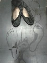 20170427_112537 (timmüller2) Tags: sweaty footprints girl feet pole climb flats stinky