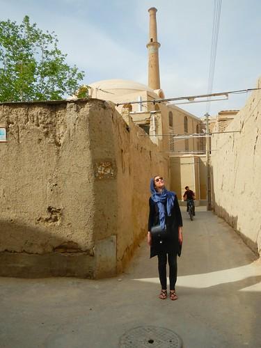 Ali Masjed Alley, Ispahan