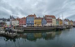 Copenhagen (04) (Vlado Ferenčić) Tags: denmark kopenhagen sea cityscape citiestowns architecture danska cloudy clouds boats sailboat sailboatship nyhavn nikond600 sigma1528fisheye vladoferencic vladimirferencic
